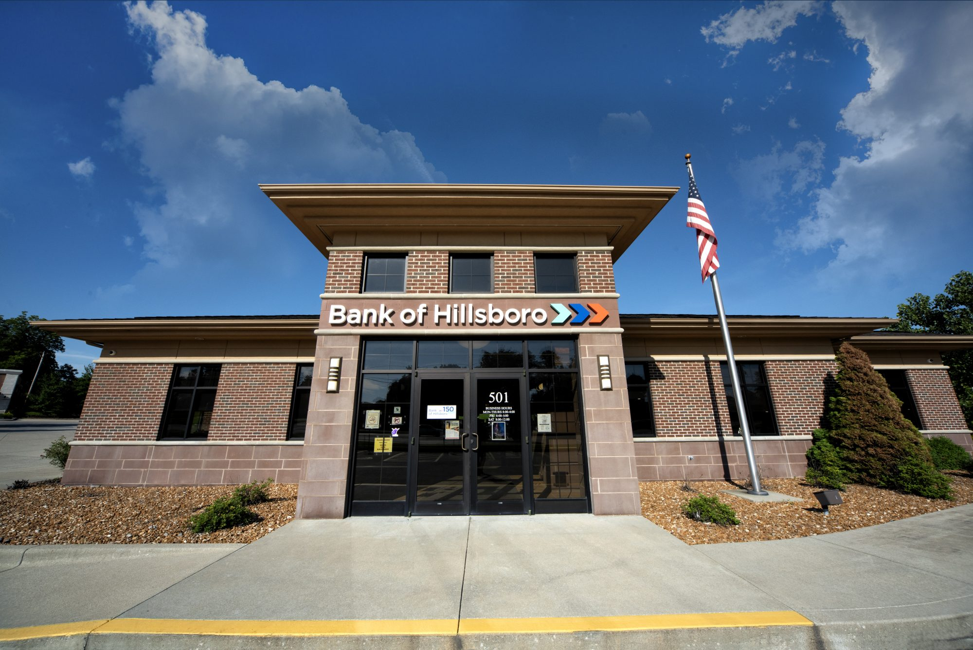 Bank of Hillsboro