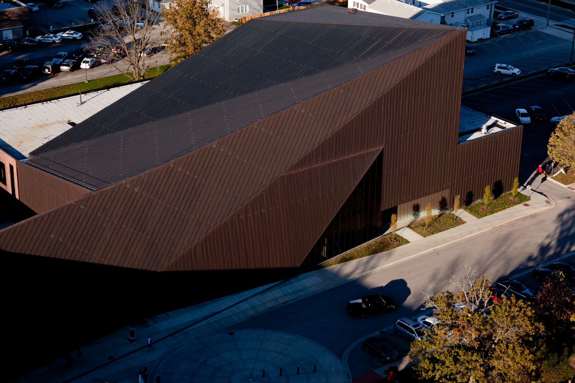 Doudna Fine Arts Center