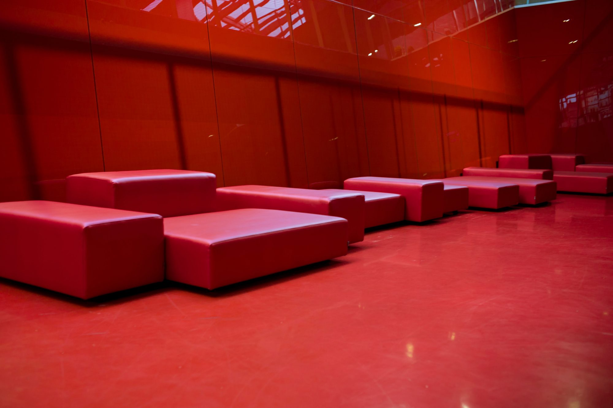 Doudna Red Room