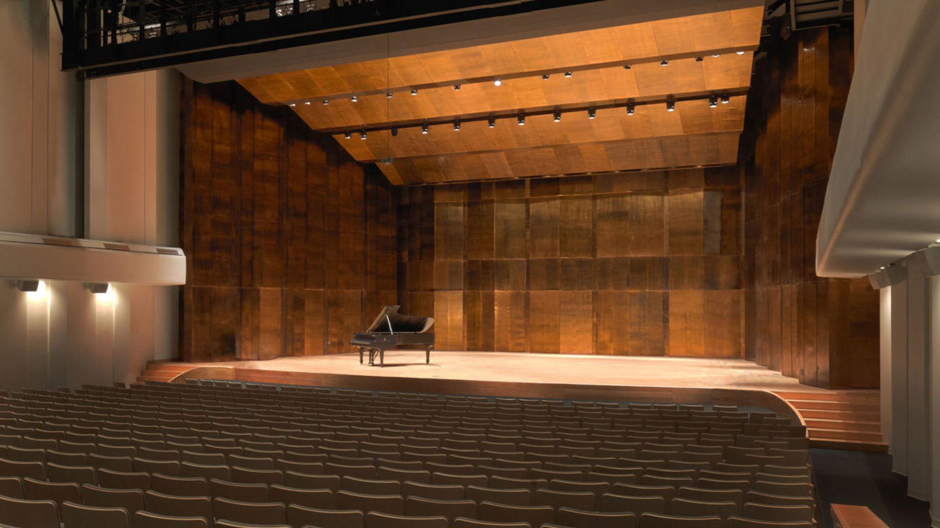 Doudna Fine Arts Center - Eastern Illinois University