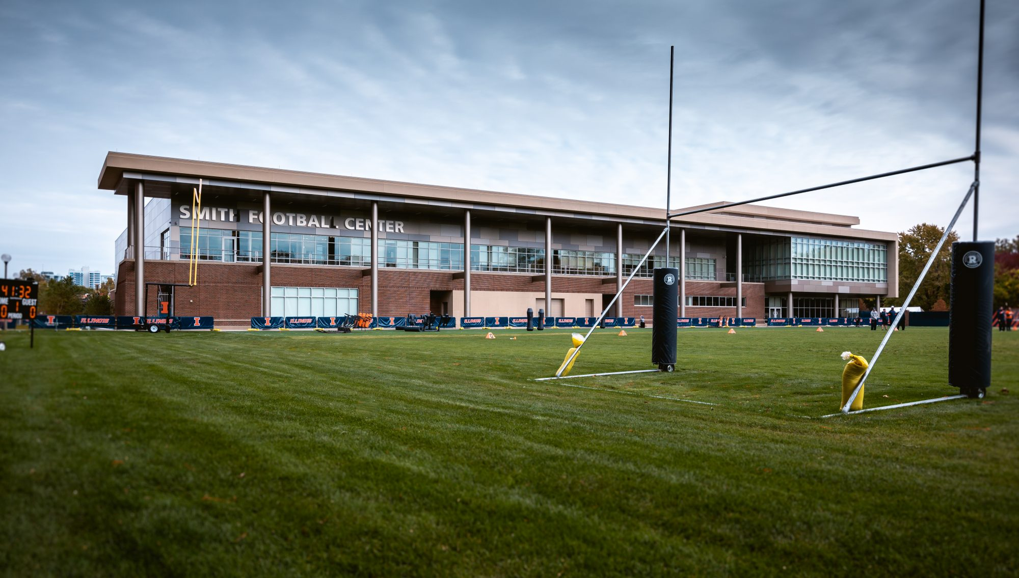 Smith Football Performance Center