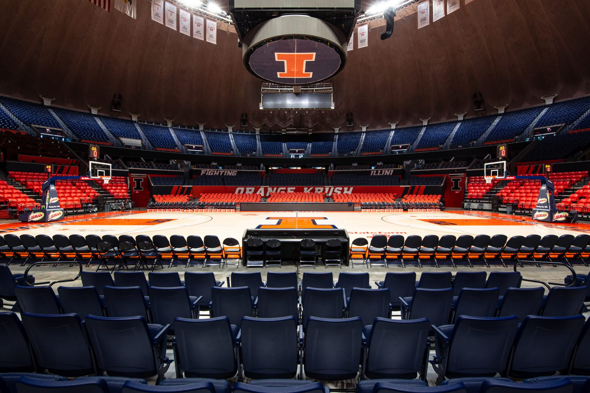 State Farm Center Renovation - University of Illinois