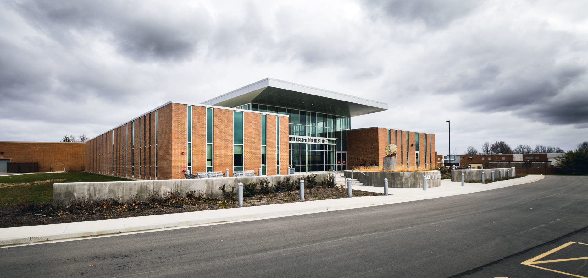 Lakeland College – Luther Student Center